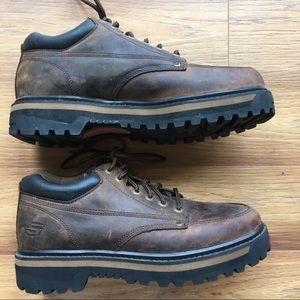 NEW Skechers Mariners Utility Boot